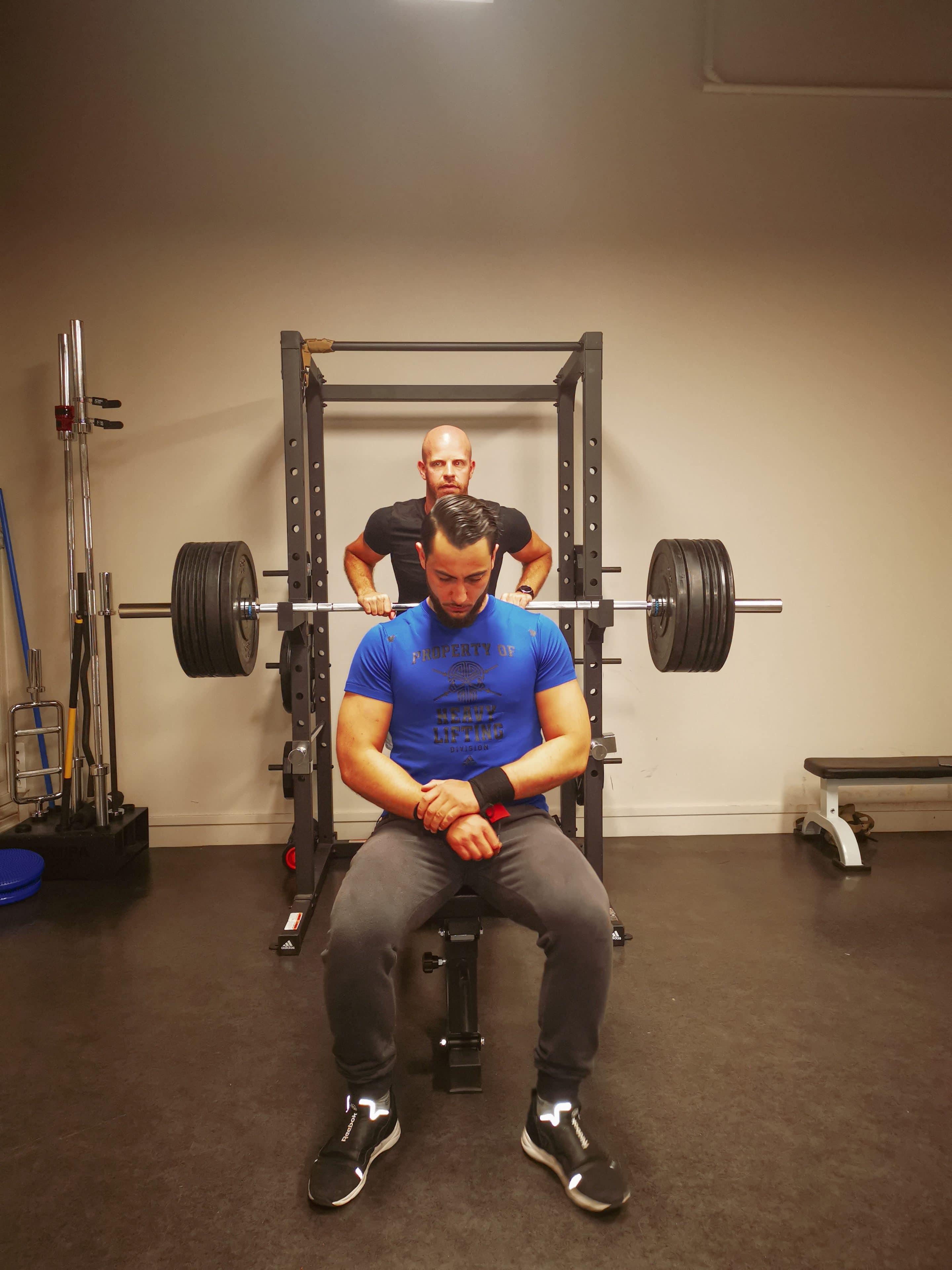 matériel pour prise de masse musculaire