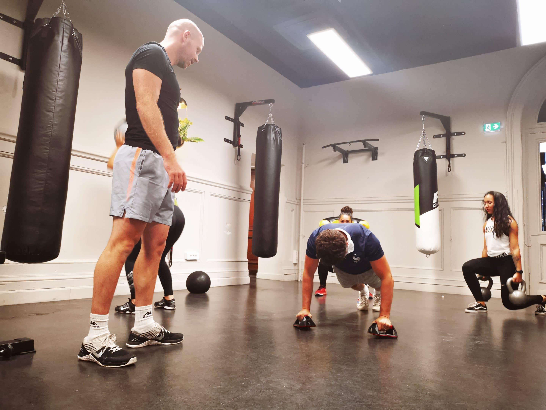 coaching cross training en duo