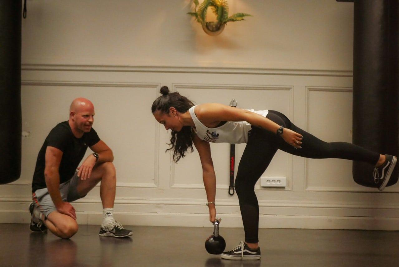 coaching préparation physique en solo